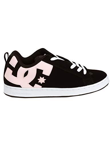 DC Shoes Court Graffik Shoes Black