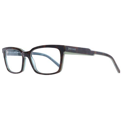 Just Cavalli Optical Frame Jc0545 056 55 Monturas de gafas, Marrón (Braun), 55.0 para Hombre