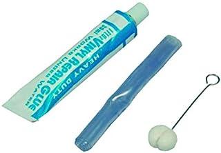 DPOOL Kit reparación Piscina: Pegamento Adhesivo Especial para Piscinas de PVC y Vinilo. Funciona bajo el Agua. Envase de 29,6 ml.