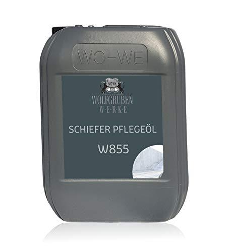 Schieferöl Pflegemittel Pflegeöl Shieferplatten Schiefertafel Öl W855 1L