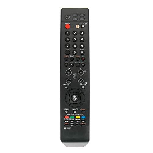 VINABTY BN59-00603A Mando a Distancia de Repuesto para Samsung Smart TV LE40R88BD LE37M86 LE40R86/87 LE-40R88BD LE46M86BD LE32M87BD LE-46M86BD LE32M86