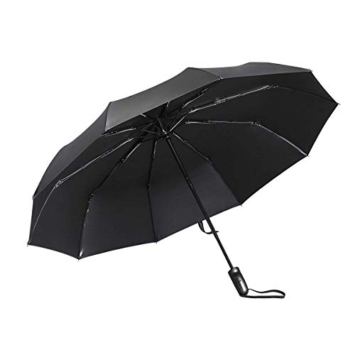 Buy Bargain Yugoo Auto Umbrella Automatic Open Close 10 Ribs 210T Waterproof Windproof Anti-UV Umbre...
