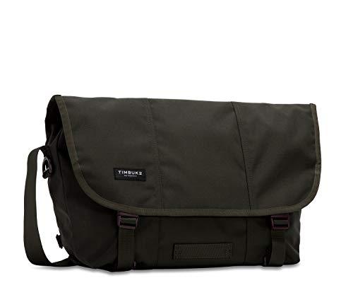 TIMBUK2 Lightweight Flight Messenger Bag, Scout/Shade, Small