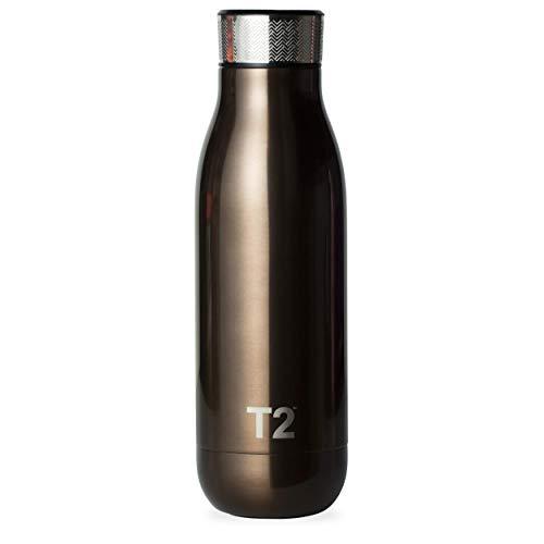 T2 thee - Geïsoleerde fles met roestvrijstalen Infuser