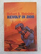 Robert A. Heinlein REVOLT IN 2100 Baen Book, New York c. 1981 HC/DJ