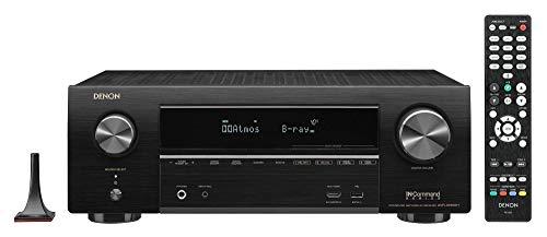 AVR-X1600H 7.2-Ch x 80 Watts A/V Receiver