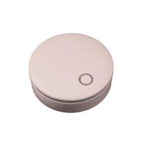 N/A/ Gerador portátil de ozônio purificador de ar recarregável por USB, mini geladeira