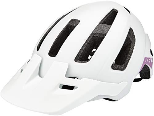 BELL Nomad W Casco para Bicicleta de montaña, Mujer, Blanco Mate y...