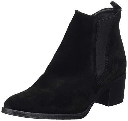Tamaris Damen 1-1-25043-25 Stiefelette, schwarz, 38 EU