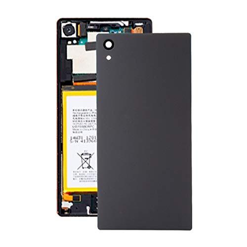 LICHONGGUI Tapa Trasera de la bateríapara Sony Xperia Z5 Premium (Color : Black)