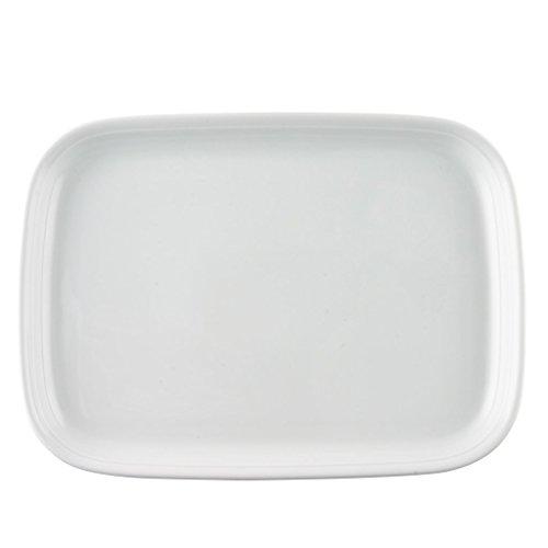 38cm Platte oval