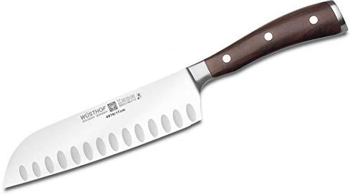 Wusthof Ikon 7-Piece Knife Block Set, Blackwood
