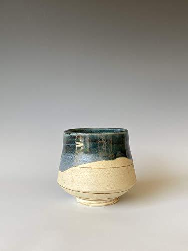 TCOCT19SOHB19 Ceramic TeaCup Yunomi Handmade Tea Cup
