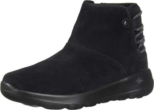 Skechers O-T-G Womens Boots ON-The-GO Joy Aglow Sneakers Damen Schwarz, Schuhgröße:37 EU