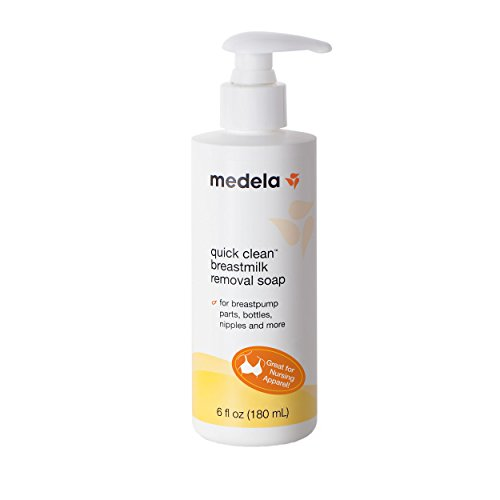Medela Quick Clean Breastmilk Removal Soap, 6 Ounce by Medela
