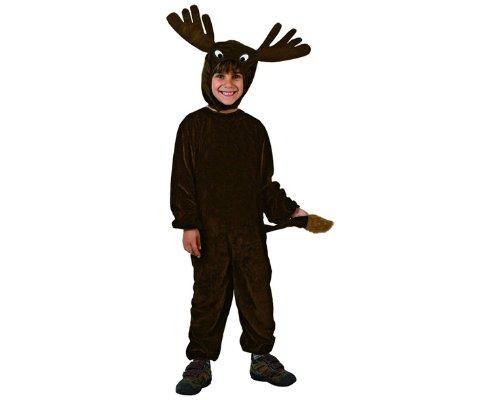 Atosa - Disfraz de reno infantil, talla 7 (9 años) (8422259984504)