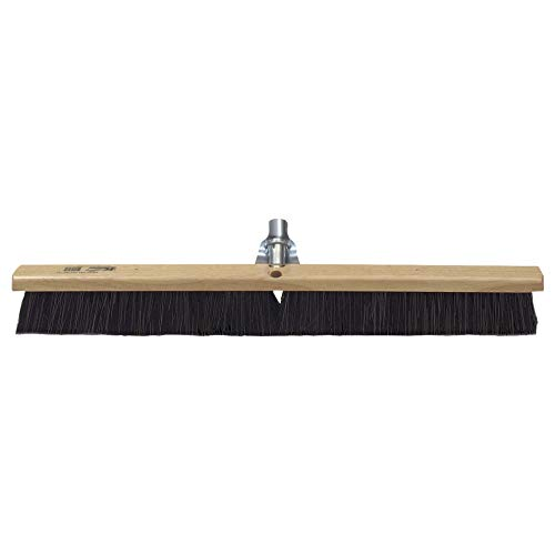 Kraft Tool CC192-01 36-Inch All-Purpose Horsehair Floor and Broom without Handle