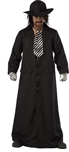 Rubie's Herren WWE Grand Heritage Men's Undertaker Costume Kostüme für Erwachsene, Siehe Abbildung, Large