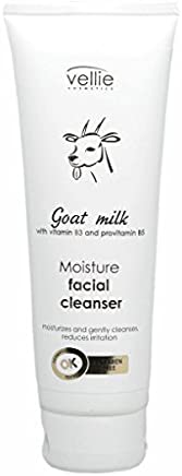 V.Laboratories Goat Milk - Moisture Facial Cleanser with Vitamin B3 and provitamin B5-120 ml