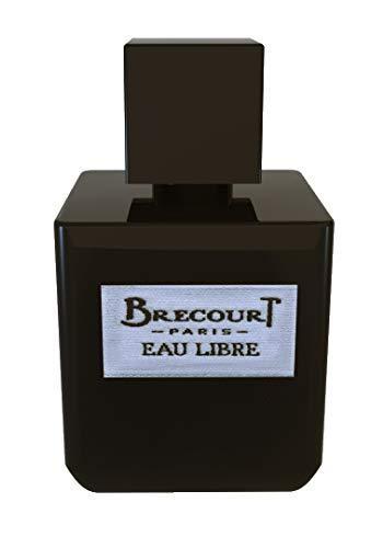 Brecourt - Eau de parfum da uomo'Eau Libre', spray da 50 ml, 258 g