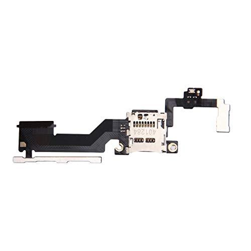 Herramientas de reparación, Completamente en Forma Reemplazar la Antigua Tarjeta SD Socket + Power botón de Volumen y botón de Cable Flexible for HTC uno M9 +