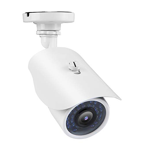 LXYPLM Cámara Vigilancia Cámara De Bala Impermeable TVI/AHD/CVI/CVBS IP66 Cámara De Bala Analógica NTSC Al Aire Libre IP Visión Nocturna CCTV DVR 4MP