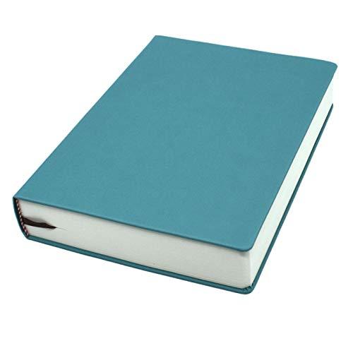 CenYC A4 Dickes Notizbuch Blankopapier Journal Leder & Hardcover Skizzenbuch 660 Seiten 80 g/m² zum Schreiben von Erinnerungen Kritzeleien Zeichnen Porträt Kinder & Erwachsene
