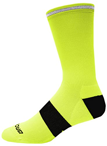 Brooks Nightlife Crew Running Socks