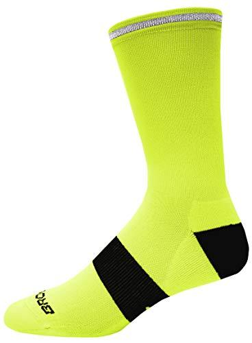 Brooks Nightlife Crew Running Socks