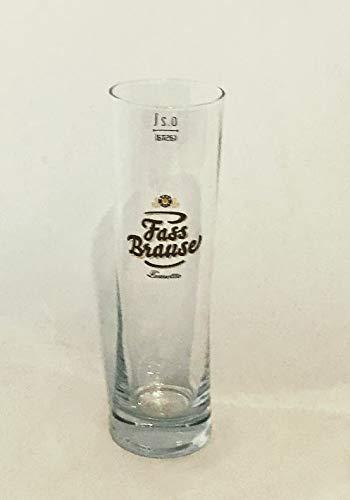 Brause FassBrause/Fass Gläser 0,2l Longdrink Glas/Limonade / 6 Set