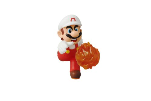 Figurine 'Super Mario U' - Série 2 - Super Mario Fire