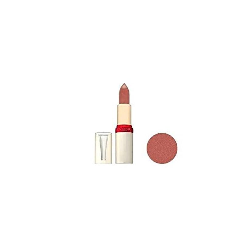 セットするウールコメンテーターL'OREAL - Rouge à lèvres - Color Riche Sérum Anti Age - 303_Pearly Praline