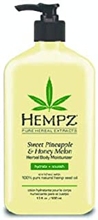 Hempz® Sweet Pineapple & Honey Melon Herbal Body Moisturizer 500ml