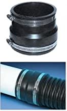 1070-66 Fernco 6-in. x 6-in. Corrrugated Pipe Coupling