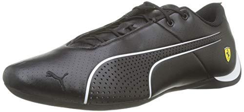 Puma Unisex-Erwachsene Sf Future Cat Ultra Sneaker , Schwarz (Puma Black-Puma White) , 44.5 EU