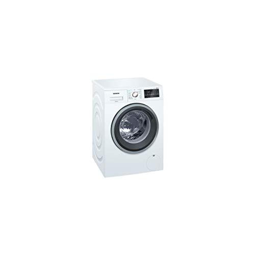 Siemens WD15G462FF Autonome Charge avant A Blanc machine à laver avec sèche linge - Machines à laver avec sèche linge (Charge avant, Autonome, Blanc, Gauche, Rotatif,...