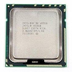 Intel Xeon W3550@ 3.1GHz Turbo 3,3GHz 8MB Sockel fclga1366