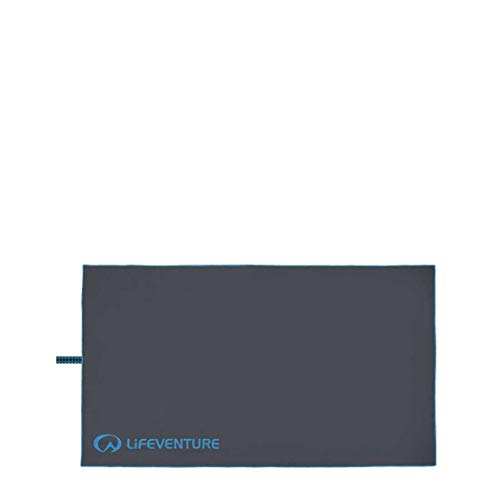 SoftFibre Lite Trek Towel - Large (Grey)