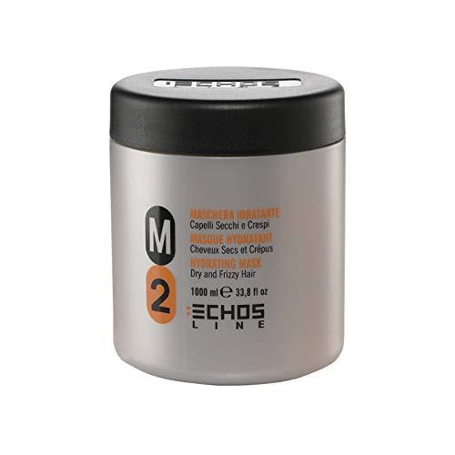 Echosline Mascarilla M2 Anti-Crespado 1000 Ml 1 L