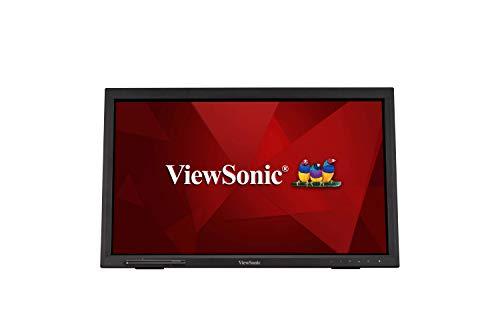 ViewSonic TD2423 Monitor Táctil de 24