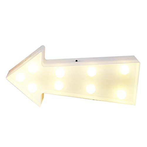 Cikuso 9 Leds 3D Festzelt Nacht Licht Kreative Lampe Für Weihnachten Dekoration Led Buchstaben Vintage Festzelt Lichter Batterie Betriebene Lichter Wei?