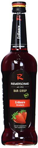 Riemerschmid Bar-Sirup Erdbeere (1 x 0.7 l)