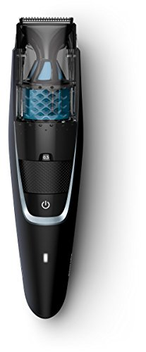 Philips BT7201 Rechargeable Beard Trimmer with Vacuum