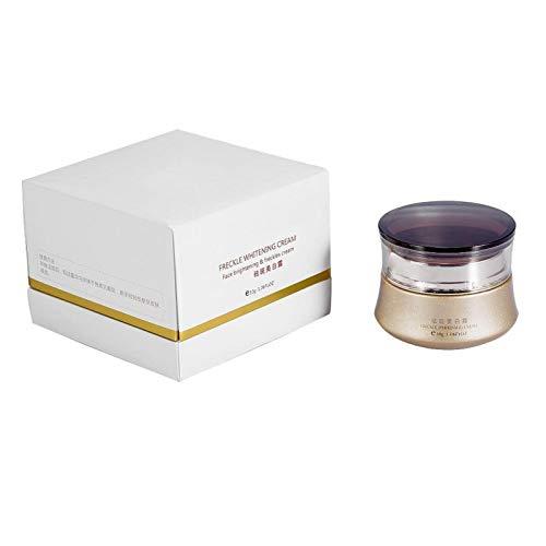 Crema para pecas, reparación de manchas de manchas oscuras Crema blanqueadora de la piel facial para el tratamiento de la cara y el melasma Crema de desvanecimiento, la hiperpigmentación reduce el mel
