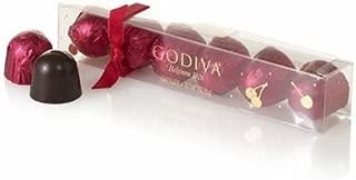 GODIVA Chocolatier Chocolate Cherry Cordials, 6 pc.