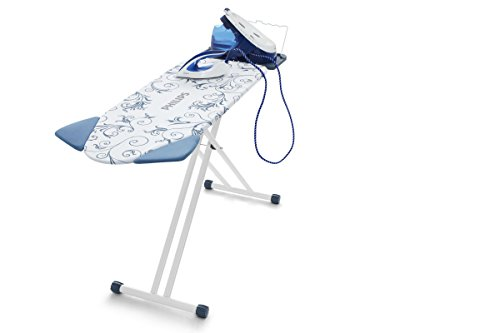 Philips GC240/10Ironing Board with Ear Blue