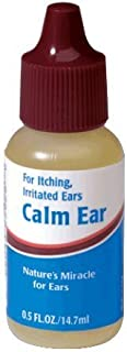 Miracell Calm Ear for Itchy, Irritated Ears, 14.7 Milliliters