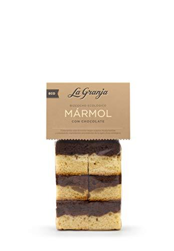 LA Granja Bizcocho Marmol Chocolate 300 g