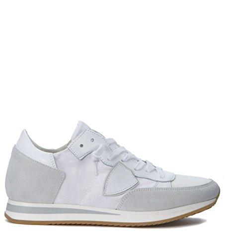 Philippe Model Sneaker Tropez Bianca E Grigia