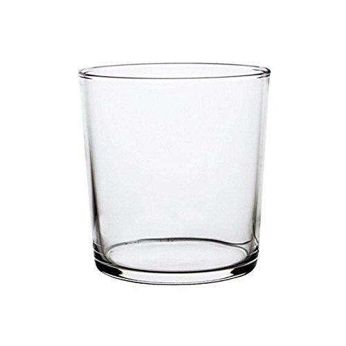 takestop Set 3Stück Trinkglas Becher Pint Luminarc Bierglas hoch Mund 36cl Karaffe Kristall Transparent Glas Getränke Bierkrug
